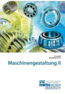 book cover for Machine Design practical exercise reprints