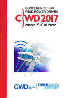 book cover CWD conference transcript